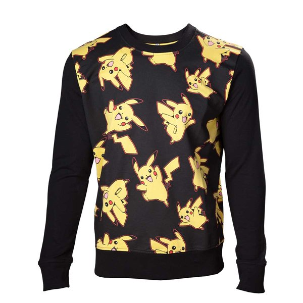 Pokémon - Pikachu All Over Print Sweater