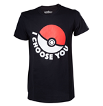 "Pokemon - T-Shirt "" I Choose you"""