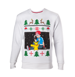 Pokémon - Ash & Pikachu Christmas Sweater