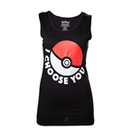 Pokémon - 'I choose you' Female Tanktop