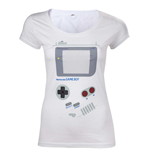 Nintendo - Ladies Gameboy T-shirt
