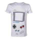 Nintendo - White Gameboy T-shirt
