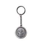 Marvel - Punisher Metal Keychain