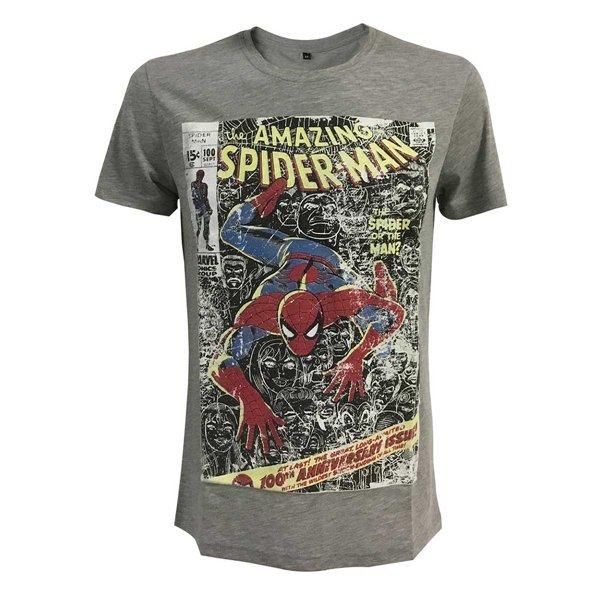 The Amazing Spiderman Men T-shirt