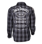 Jack Daniel's -Long Sleeved Checks Shirt