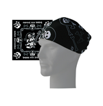 Happy Tree Friends - Black&White Bandana