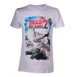 Dead Island 2 - Game Cover T-shirt