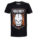 Call of Duty Black Ops III - Game Logo with Skull T-shirt