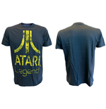 Atari - Navy Blue. Legend Logo