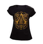 Assassin's Creed Movie - Women's T-shirt with Crest Logo