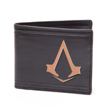 Assassin's Creed Syndicate - Wallet With Copper Colour Logo Print