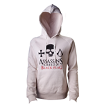 Assassin's Creed IV - Beige. Female Hoodie