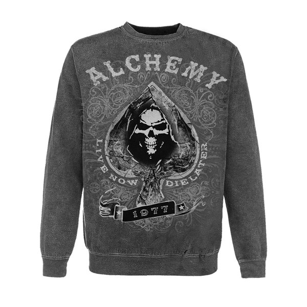 "Alchemy - Sweat shirt ""Aces of Hades"""