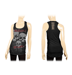 Alchemy - Skulls Female Top