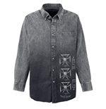 "Alchemy - Shirt "" Iron Cross Road """