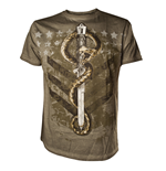 Alchemy - Venom Ranger. Army Green T-Shirt