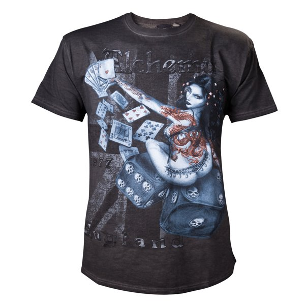 Alchemy - Hot Roller Vintage T-shirt