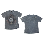 Vision of the Dark Age' - Grey. Vintage Tee