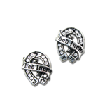 UL17 - Bad Luck Studs Earrings (Pair)
