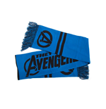 Marvel Avengers - They're The Avengers Blue With Black Scarf