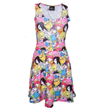 Adventure Time - AOP female dress