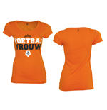KNVB - Voetbal vrouw T-shirt