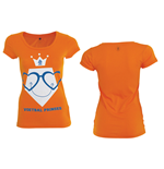 KNVB - Voetbal Prinses T-shirt