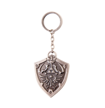 Zelda - Twilight Princess - Sculpted Keychain, Hylian shield