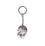 Star Wars - Millennium Falcon Metal Keychain, The Force Awakens