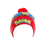 Pokémon - Logo with Pikachu Beanie
