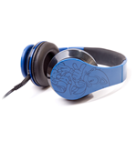 Sega - Folding Headphone Blue