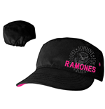 Ramones - Ladies Black Cadet