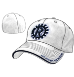 Ratm - Gear White Flex Cap