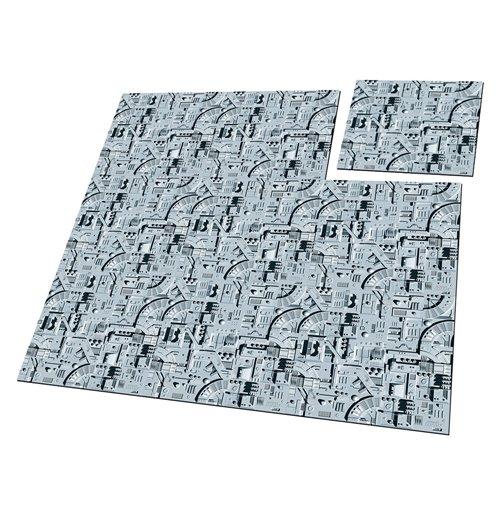 Ultimate Guard Battle Tiles 1 39 Starship 30 X 30 Cm 9 For