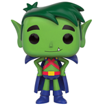 Teen Titans Go! POP! Television Vinyl Figure Beast Boy as Martian Manhunter 9 cm
