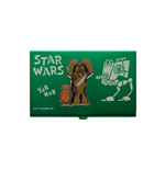 Star Wars Business Card Holder Chewbacca & Wicket 10 cm
