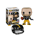 NFL POP! Football Vinyl Figure Ben Roethlisberger (Steelers) 9 cm