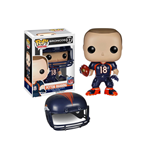 NFL POP! Football Vinyl Figure Peyton Manning (Denver Broncos) 9 cm