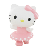 Hello Kitty Mini Figure Hello Kitty Dancer 6 cm