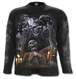 Living Dead - Longsleeve T-Shirt Black