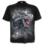 DRAGON'S Cry - T-Shirt Black