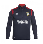 2016-2017 British Irish Lions Rugby Thermoreg Thermal Layer Fleece (Peacot)