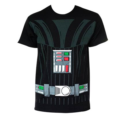 STAR WARS Darth Vader Boys Costume Tee Shirt