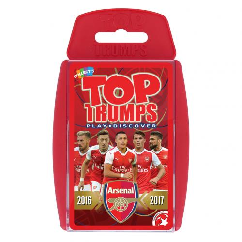 Arsenal F.C. Top Trumps 17