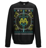 Asking Alexandria Sweatshirt Christmas Light