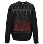 Asking Alexandria Sweatshirt The Black Christmas