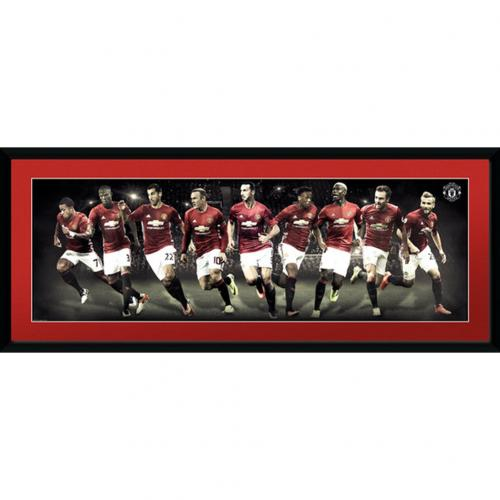 Manchester United F.C. Picture Players 30 x 12