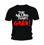The Rolling Stones Men's Tee: Contrast Paint