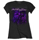 The Rolling Stones Men's Fashion Tee: Mick & Keith Together