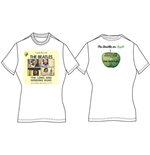 The Beatles Ladies Premium Tee: Long & Winding Road
